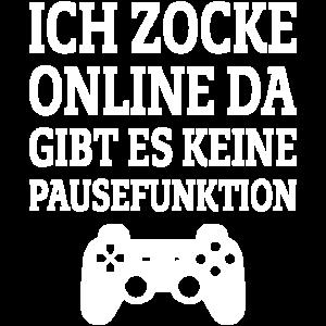 Pausefunktion online gamen Zeichenflaeche 1