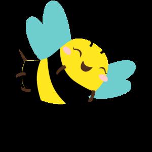 Biene Wespe Imker Kinder Geburtstag