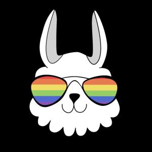 Alpaka Rainbow