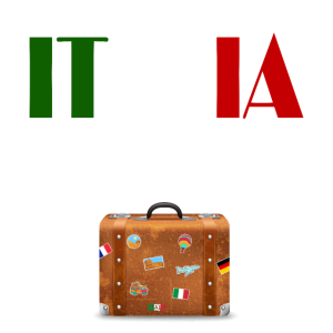 Italien Meer Urlaub Abenteuer Reise Geschenk Pizza