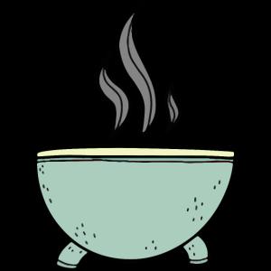 Feuerschale Grill
