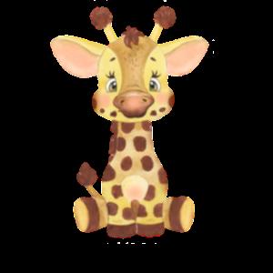 Baby Giraffe Baby & Kind