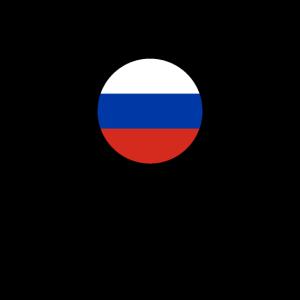 Russland russisch Flagge Fahne Lorbeerkranz