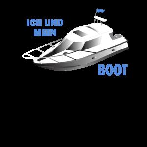 Ich und mein Boot