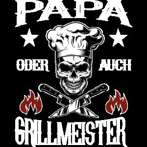 Grillen Grillmeister Papa BBQ Grill Geschenk