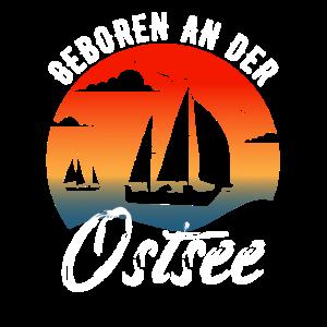 Ostsee Heimat Ostsee Spruch