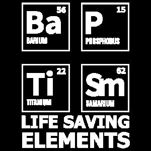 Taufe Lebensrettende Elemente