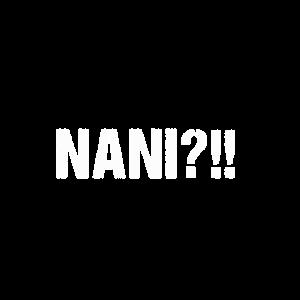 Nani Otaku Was What Japanisch Meme Anime Geschenk