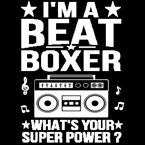 Beatbox Mc bboy blaster