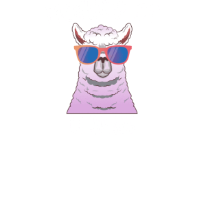 Mutter von Lamas Lama