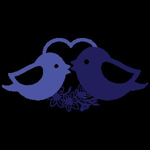 Vogel Vögel Vogelhochzeit