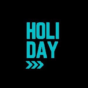 In den Urlaub – Minimalismus Holiday Design