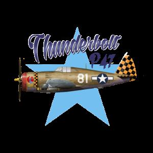 Thunderbolt P47 Dallas Blond