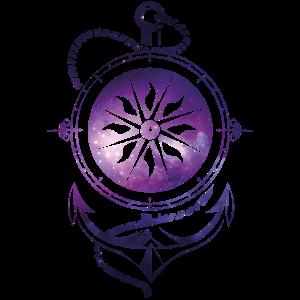 anker kompass seil