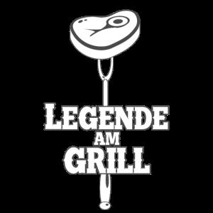 Legende am Grill