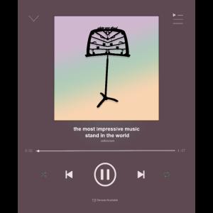 Liste Musik Songs Player