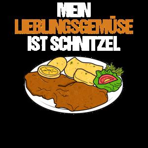 Mein Lieblingsgemüse Ist Schnitzel Fleischer