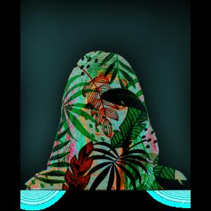 fille de la forêt