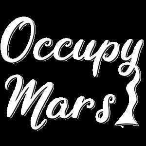 Occupy Mars Geschenkidee