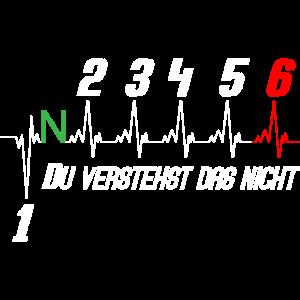 Motorrad Bike Herzschlag EKG