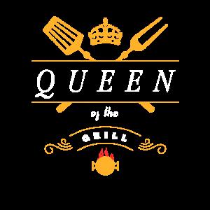 Grill Queen Grillmeister Grillen Für Frauen