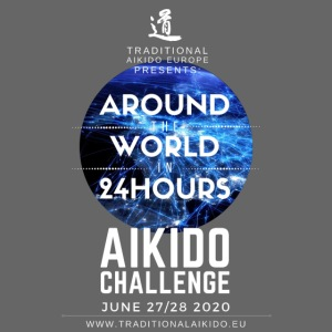 TAE Around the World in 24 Hours AIKIDO CHALLENGE