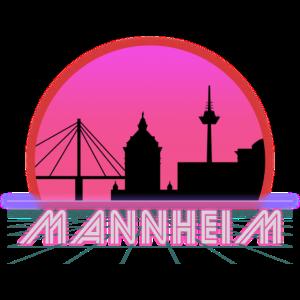Mannheim Retro Synthwave