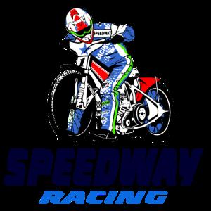 Motorcycle Speedway Racer