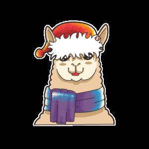 ChristmasLlama WeihnachstLlama