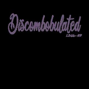 Discombobulated Violet Absolute Black Grape