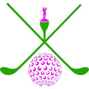Golf en rose