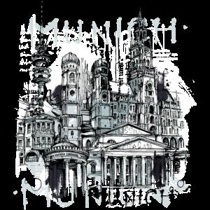 Munich Collage
