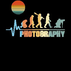 Evolution Fotografie Vintage Herzschlag