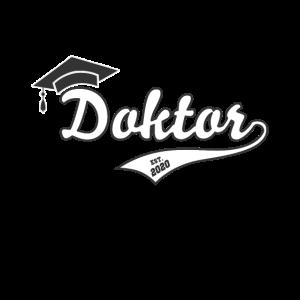 Doktor Promotion 2020 Abschluss Promotionsgeschenk