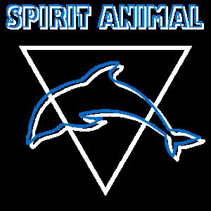 Delfin Dolphin Spirit Animal