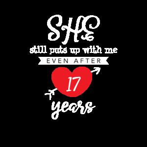 Sie nimmt auch nach 17 Jahren noch Kontakt mit mir auf