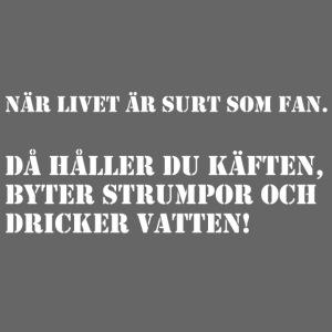 Surt Som Fan