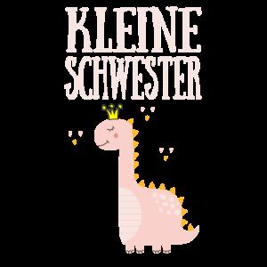 Kleine Schwester Dinosaurier