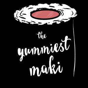 Das leckerste Maki / leckeres Sushi