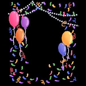 Party Geburtstag Gestalten Feier