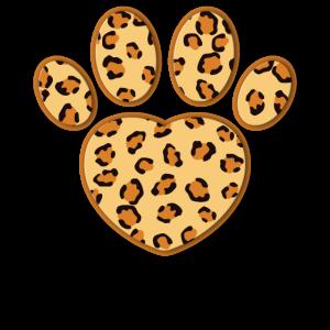 Cheetah cute cub pirate hippie glasses