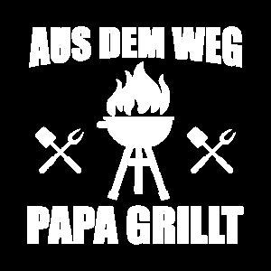 Papa grillt Grillmeister Grillsaison 2020