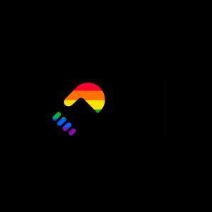 Love Regenbogenflagge