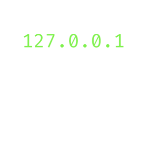 There Is No Place Like 127.0.0.1 Home System Linux
