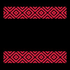 Rahmen mit Dekoration