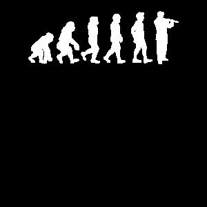 Flötenspieler Flöte Flötisten Herren Evolution