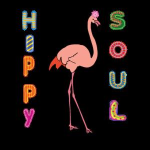 Hippie Soul Flamingo