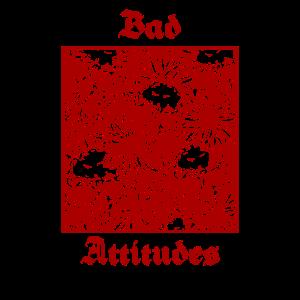 Bad Attitudes Flower Skull Aesthetic Soft Grunge