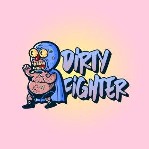 Mascarilla Lucha | Halloween | Dirty Fighter