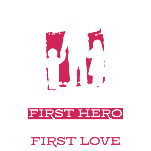 Dad Son's Heroes Daughter's First Love